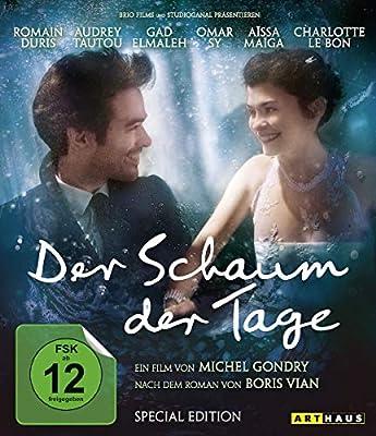 Der Schaum der Tage (Special Edition inkl. Langfassung) [Blu-ray]