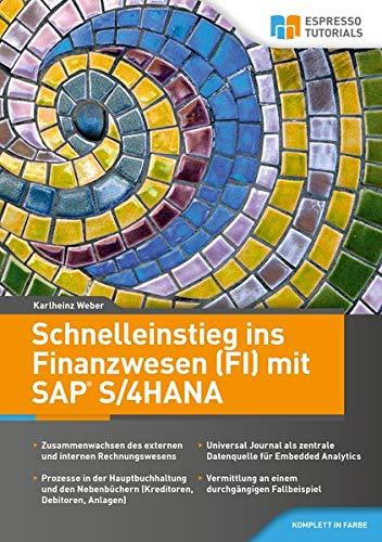 Schnelleinstieg ins Finanzwesen (FI) mit SAP S/4HANA