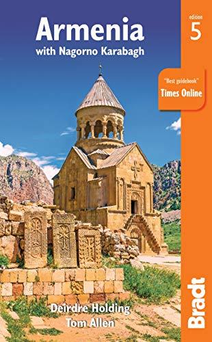 Armenia (Bradt Travel Guides) por Deirdre Holding