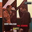 Gerry Mulligan / Paul Desmond Quartet