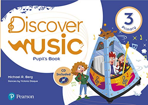 DISCOVER MUSIC 3 PUPIL'S BOOK PACK ANDALUSIA (Descubre la música)