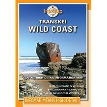 Transkei Wild Coast (Info Map) 1:220 000