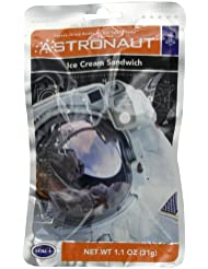 Astronaut Ice Cream Sandwich (10 paquetes)