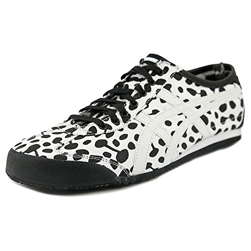 Onitsuka Tiger by Asics Mexico 66 Leinwand Turnschuhe Natto Sumi/White