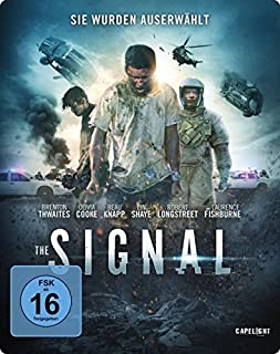 The Signal [Blu-ray] [Limited Edition]