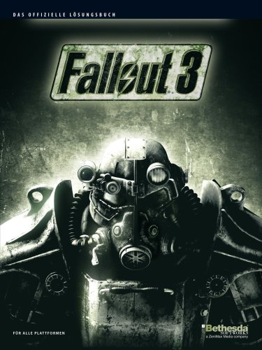 fallout loesungsbuch Fallout 3 - Das offizielle Lösungsbuch