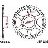 JT - R81652 : Corona plato transmision trasero