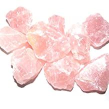 Rose Quartz Chunk Approx 2 inches by Geofossils
