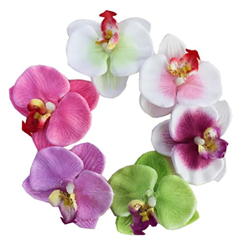 6pcs-orchid-flower-hair-clip-for-bridal-wedding-hawaii-party-girl