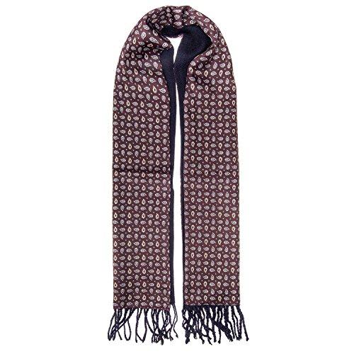 Elegante Double Face Schal, Business bufanda en distintos modelos), 27x 138cm