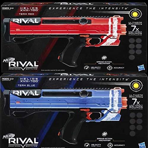 Nerf Rival Helios XVIII 700 Surtido Azul o Rojo