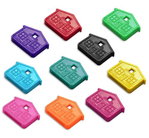 lucky-line-house-key-caps-10-pack-assorted-colors-1620010