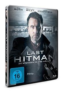 Last Hitman - 24 Stunden in der Hölle - Steelbook [Blu-ray]