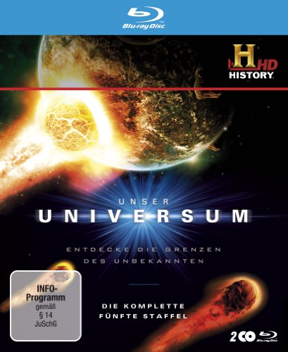 Unser Universum - Staffel 5 [Blu-ray] - Partnerlink