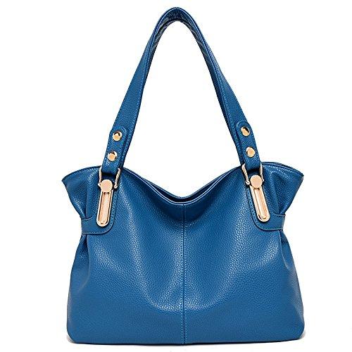 Mefly Portable Borsa A Tracolla Kaki Sapphire blue