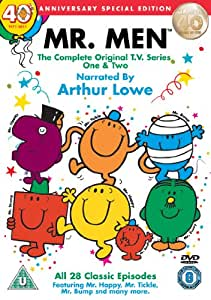 Mr Men - The Complete Original Series 1 And 2 [DVD] [2003]
