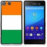 STPlus República de la bandera de Irlanda Irlanda Carcasa Funda Rigida Para Sony Xperia M5 / M5 Dual