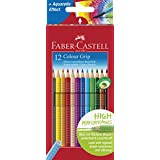 Faber-Castell 112424 Buntstifte Colour Grip 2001