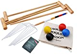 Best Croquet Sets - Jaques of London Croquet Set - Tonbridge Review