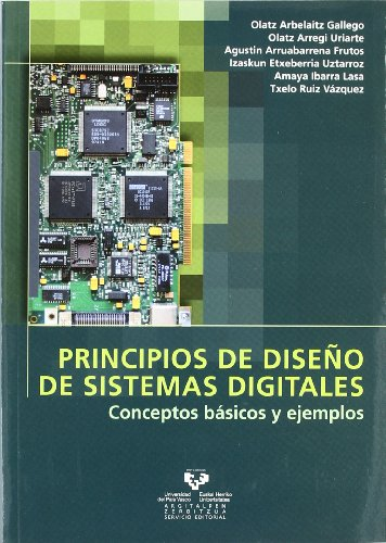 Principios de diseño de sistemas digitales. Conceptos básicos y ejemplos