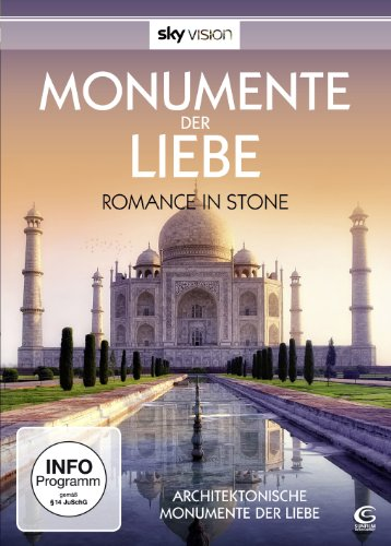 Monumente der Liebe - Romance in Stone (SKY VISION)