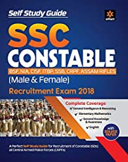 SSC Constable Exam Guide 2018