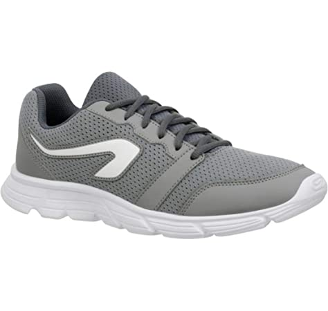 DECATHLON Men's Grey Running Shoes