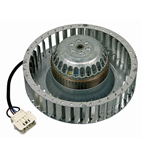 ORIGINAL Electrolux AEG 112542200 1125422004 Lüftermotor Gebläsemotor Motor 150 Watt 230 Volt 068 A Wäschetrockner Trockner Trocknerautomat auch Zanker (Trockner-gebläse-rad)