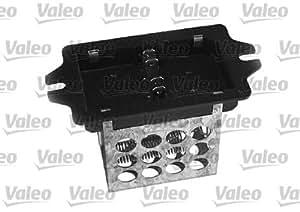Valeo 509279 Élément de commande, chauffage/ventilation