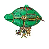 Teenage Mutant Ninja Turtles TMNT 14094331 - High Flying Blimp, ohne Figuren