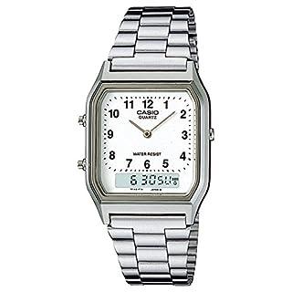 Casio Collection AQ-230A-7BMQYES Mens Watch, White