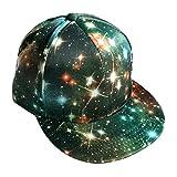 Gorras beisbol Amlaiworld Hombre mujer Sombrero de Snapback plano al aire  libre Flor Hip-Hop 313a9ec7806