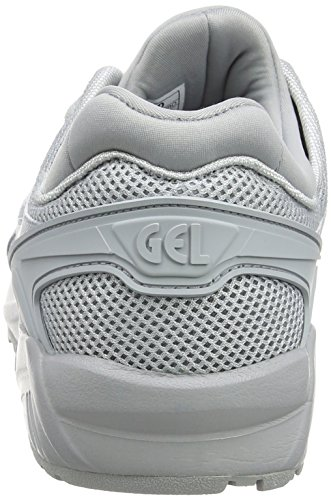 Asics Unisex-Erwachsene Gel-Kayano Trainer Evo Laufschuhe Grey (Light Grey/Light Grey)