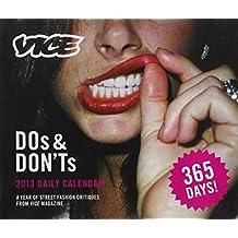 2013 Daily Calendar:  Vice