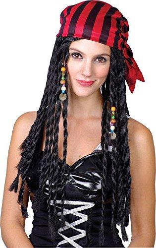 Buccaneer Beauty Wig