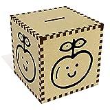 Groß 'Glücklicher Apfel' Sparbüchse / Spardose (MB00056216)