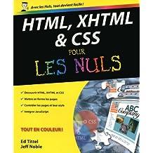 HTML, XHTML et les CSS Pour les nuls