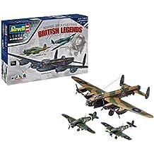 maquetas de aviones de la segunda guerra mundial - Revell