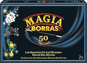 Educa Borrás-Juego, Magia borrás 50 Trucos, 22.1 x 4.8 x 0.5 24047