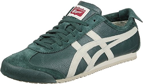 Onitsuka Tiger Mexico 66 Vin Dark Forest Feather Grey Vert