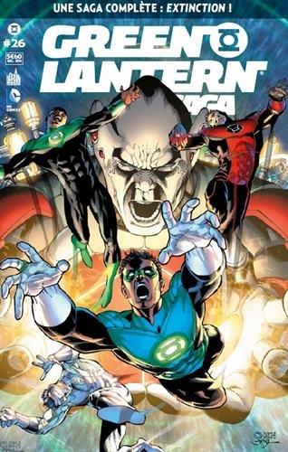 Green Lantern Saga, N° 26 :