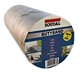 Selbstklebend Flashband–Soudal BUTYBAND Blinklicht Klebeband 10m x 300mm