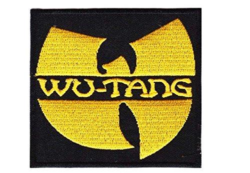 Wu Tang Patch Logo Weste Jacke Gap Hoodie Rucksack Patch Bügelbild/Aufnäher Patch Bestickt -