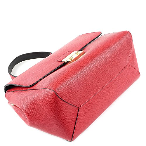 Guess Aria, Borsa a Mano Donna, 15 x 23 x 41 cm (W x H x L) RED RED