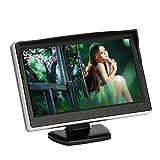 KKMOON 5 Zoll TFT LCD Digital Auto Sicherheits View Monitor für VCD/DVD/GPS/Kamera Verfügbar + HD Rückfahrkamera