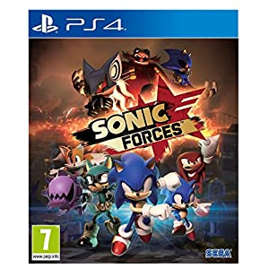 Sonic Forces Day One Edition [PlayStation 4] ITA