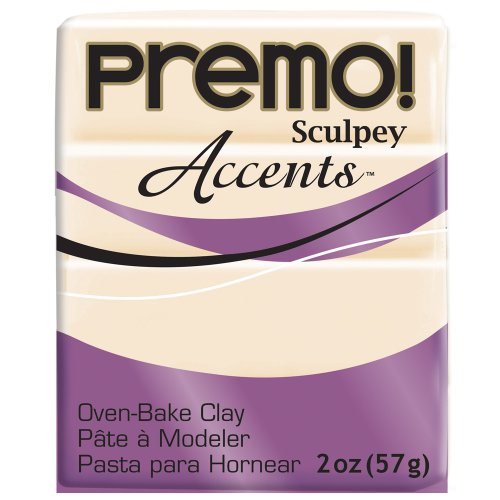 Premo Sculpey Translucent Polymer Clay 2 Ounces PE02-5310 (Translucent Liquid Sculpey)