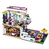 LEGO Friends 41135 - Livis Popstar-Villa...Vergleich
