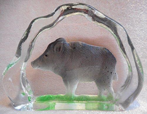 wildschwein-glasblock-glas-block-tier-figur-wohnen-deko-neu-gg-9559