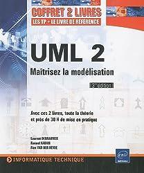 UML 2 - Coffret de 2 livres : Maîtrisez la modélisation [3ème édition]